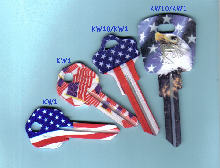 Hooray for the Red, White and Blue!